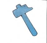 картинки символами - звук Т