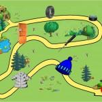 Компьютерная игра для Автоматизации звука Ш в начале слова