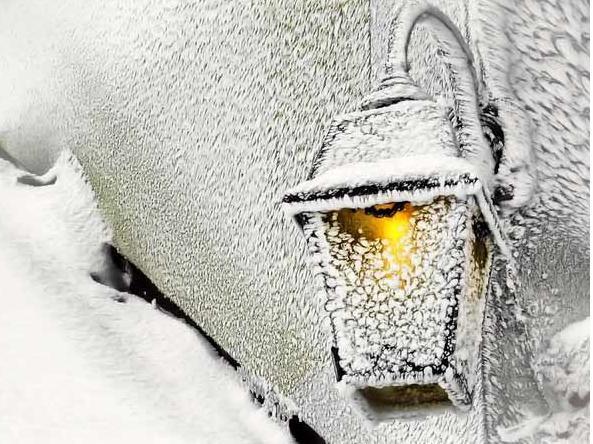Логопедического занятия по теме зима