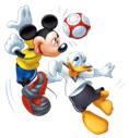 упражнение футбол