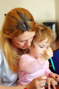 мама и звукопроизношение ребенка