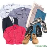 Конспект занятия [Одежда]