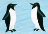 физкультминутки для детей пингвины