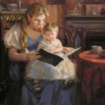Что читать детям для развития речи