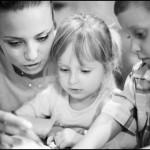 Общаясь с ребенком – развиваем речь