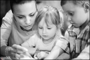 общаясь развиваем речь у ребенка