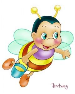 логопедическое упражнение пчелка